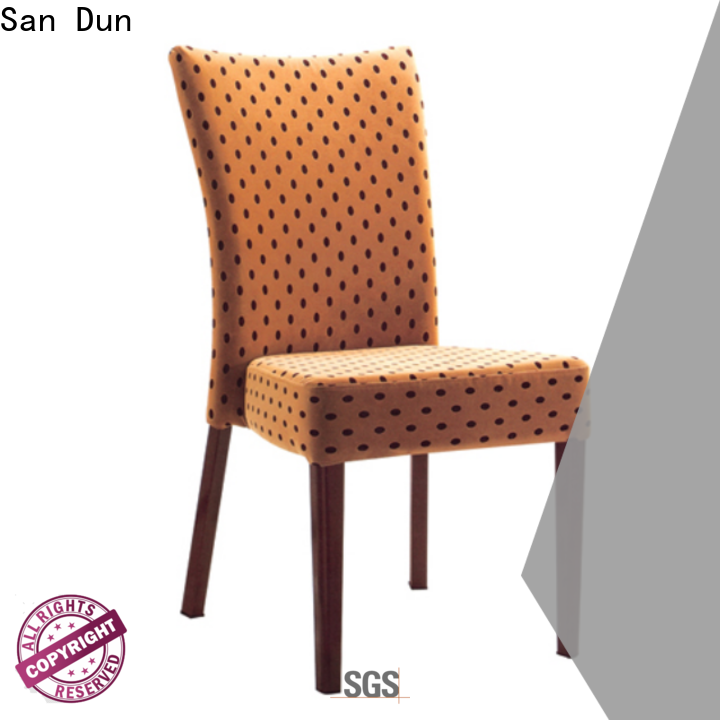 San Dun latest wooden chair design supply for party