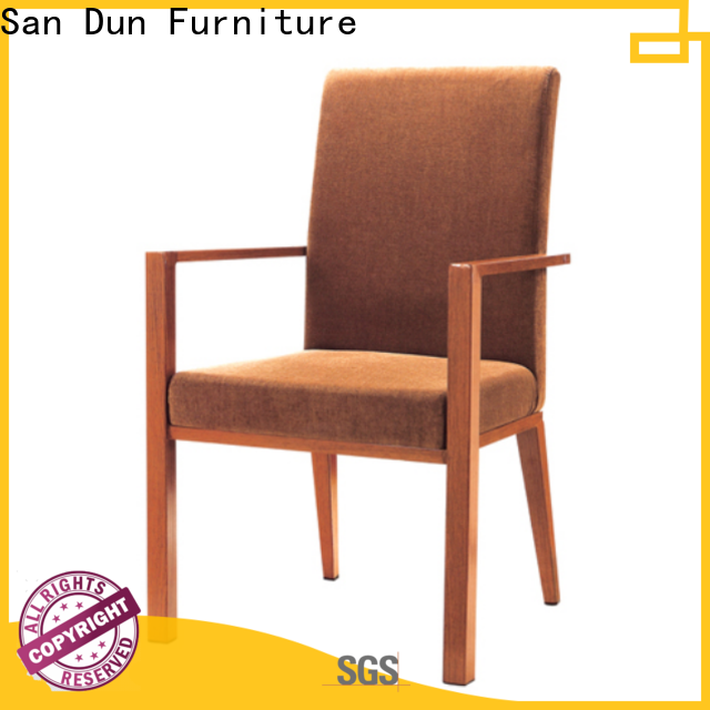 San Dun hot-sale easy wooden chair manufacturer for promotion