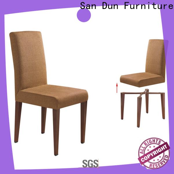 San Dun worldwide best wooden chairs best supplier for dining