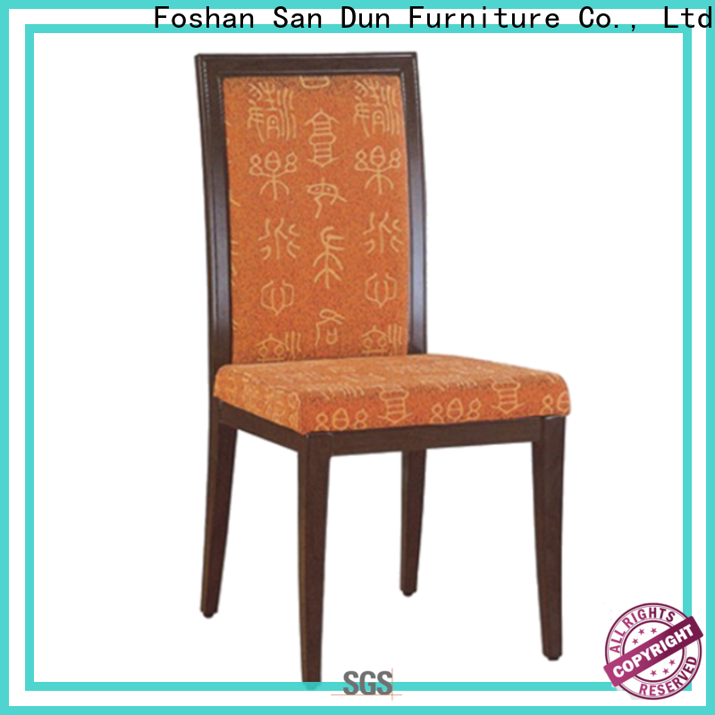 San Dun modern wood chair from China for dining