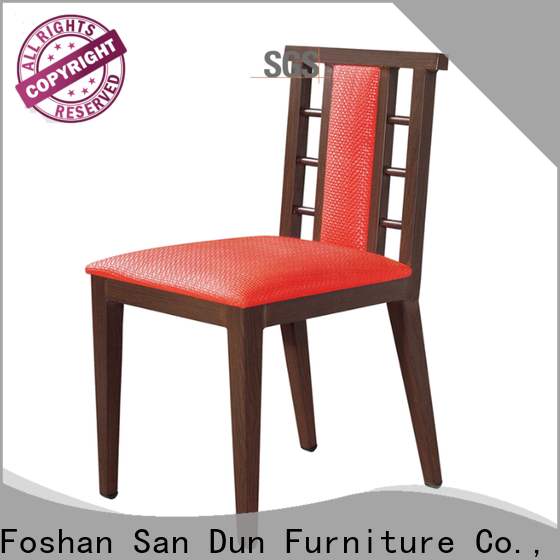 San Dun top wooden chairs for sale series for hotel