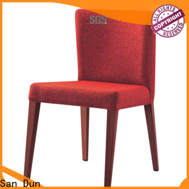 San Dun new wood frame chair best supplier for wedding