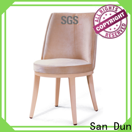 popular wooden dinner chairs supply for restaurant