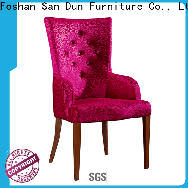 San Dun wooden chair furniture factory direct supply bulk production
