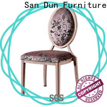 San Dun eco-friendly latest wooden chair design factory direct supply for hotel