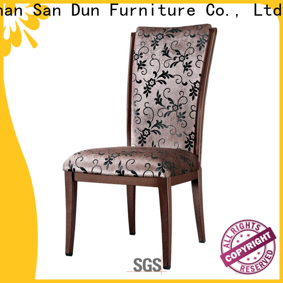 San Dun best unique wooden chairs directly sale for hotel