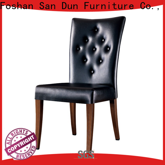 San Dun restaurant wooden chair company for party