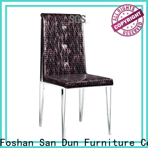 San Dun small wooden chair manufacturer for dining