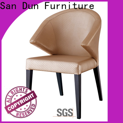 San Dun top simple wooden dining chairs with good price for wedding
