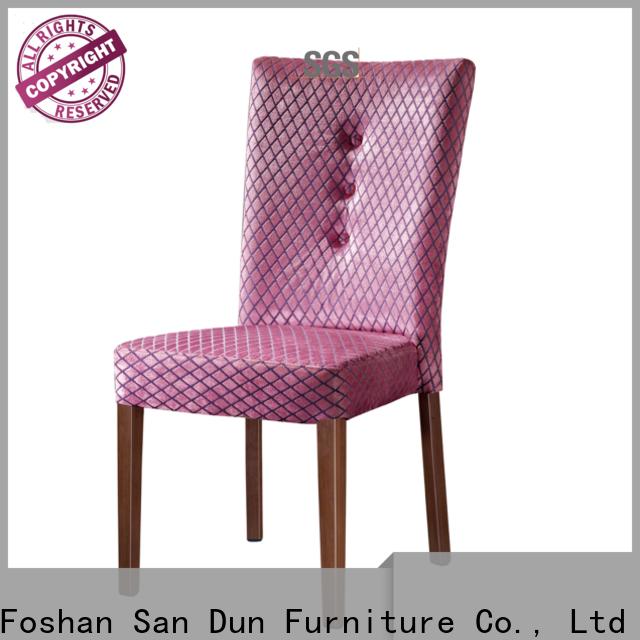 elegant single wooden chair factory direct supply bulk buy