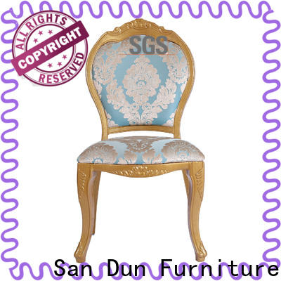 San Dun yd020 stacking chairs company for hotel banquet