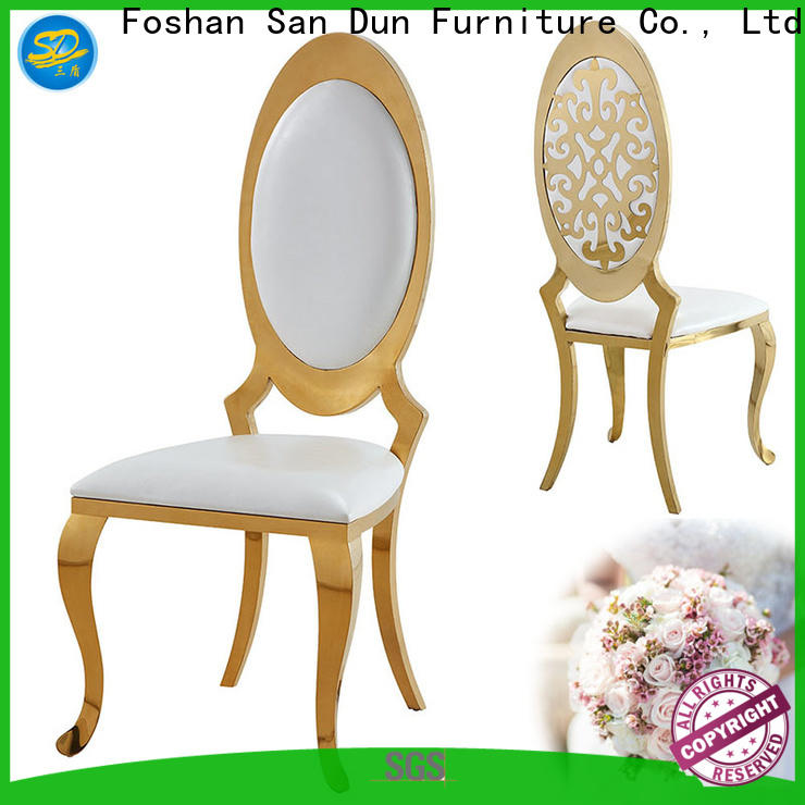 San Dun factory price banquet chairs from China for hotel