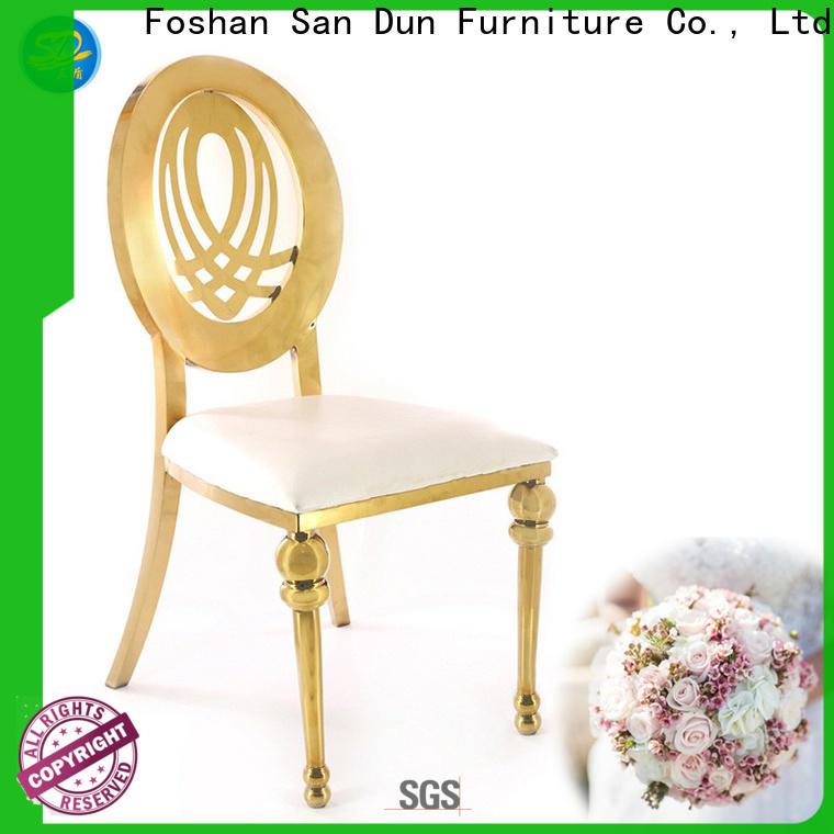 San Dun wedding chair inquire now bulk buy