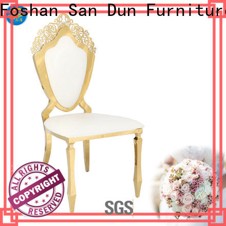 San Dun excellent stacking chairs manufacturer for hotel
