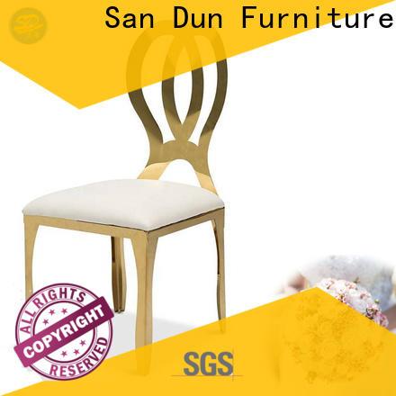 San Dun Stainless Steel Chair series bulk production