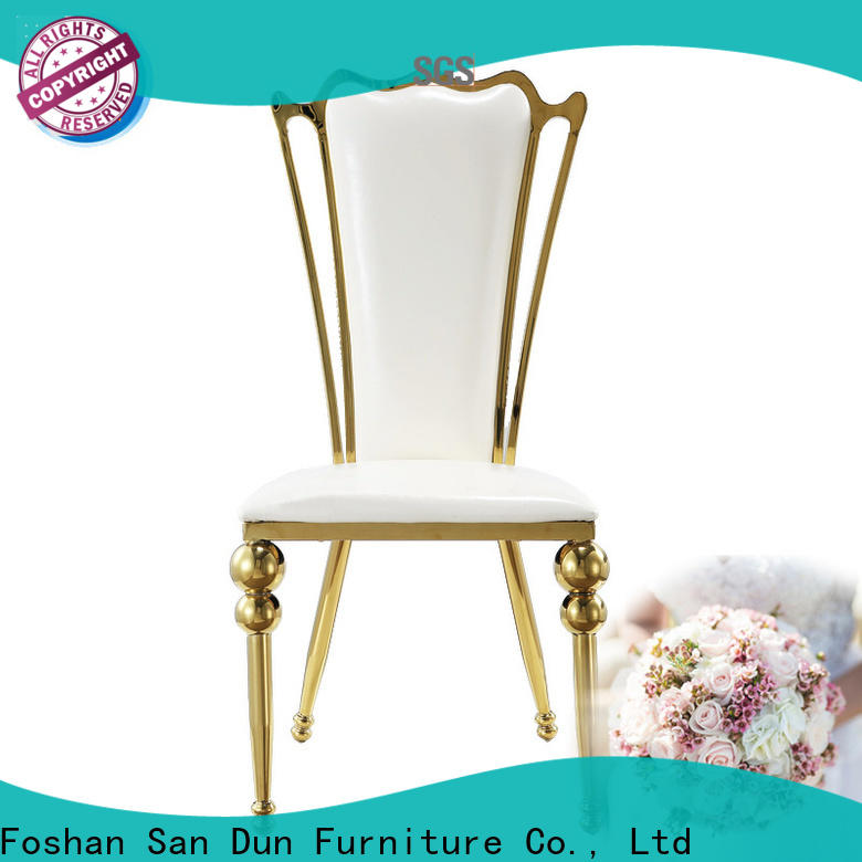 latest stainless steel chair legs factory for hotel