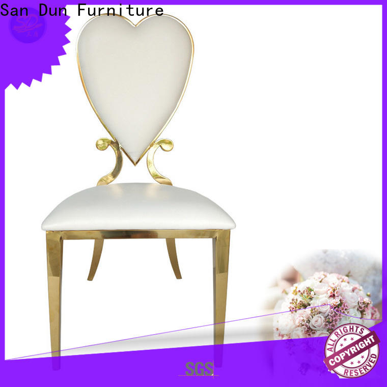 San Dun wedding chair supply for dresser