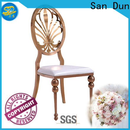 quality stainless steel chairs for sale company for restaurant