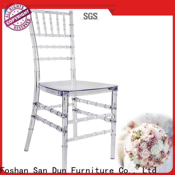 San Dun factory price resin garden chairs supply bulk buy