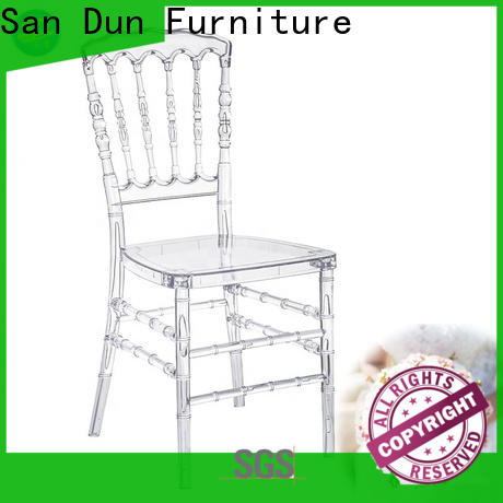 San Dun hot-sale resin stackable chairs outdoor wholesale bulk buy