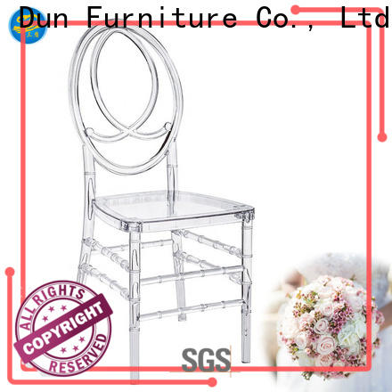 San Dun latest resin outdoor chairs series for dresser