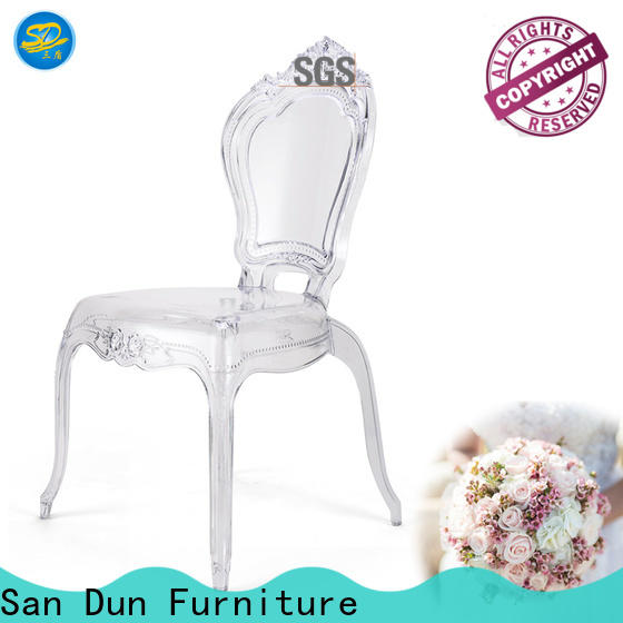 San Dun outdoor furniture resin chairs best supplier bulk production