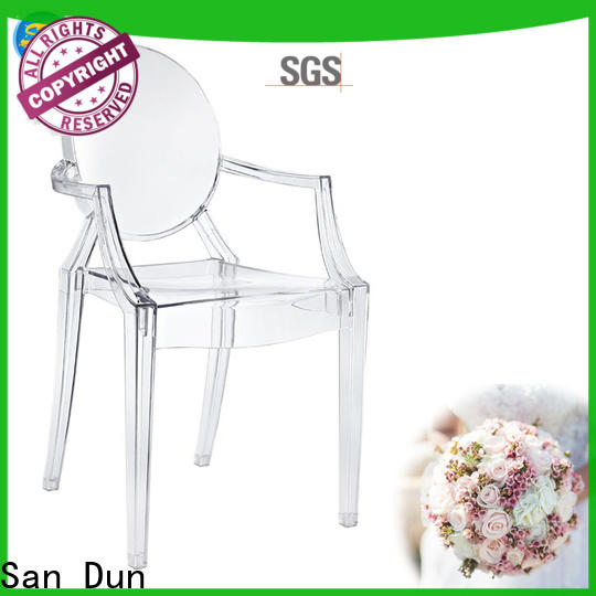 stable resin cafe chairs manufacturer for promotion