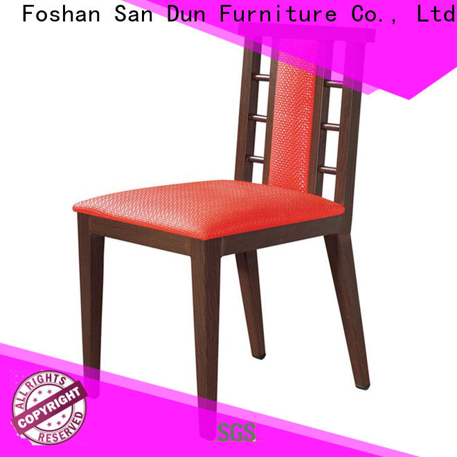 San Dun best black wood dining chairs inquire now for promotion