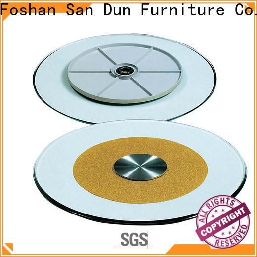 San Dun professional dining lazy susan wholesale for dining room