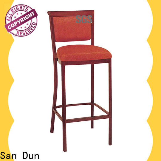 best upholstered bar stools factory for club