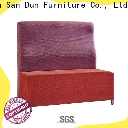 professional cafe loveseat supplier for sale