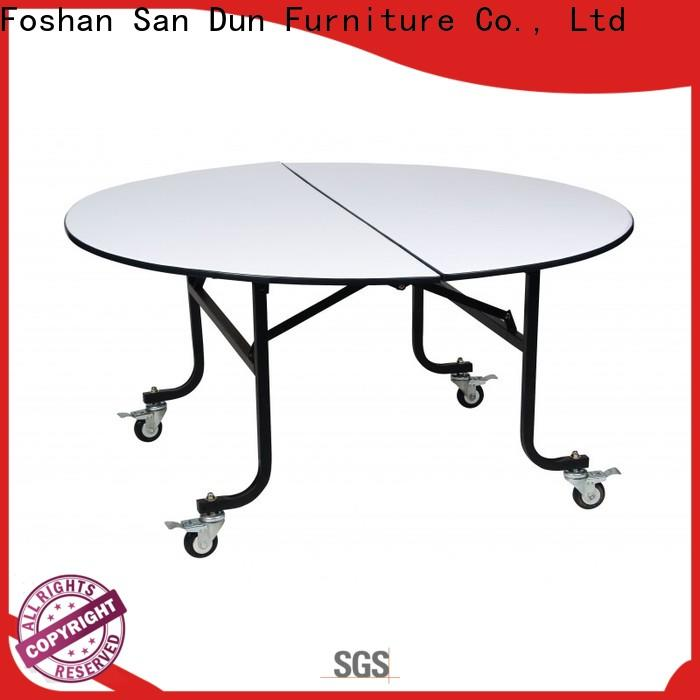 San Dun collapsible banquet table inquire now bulk production