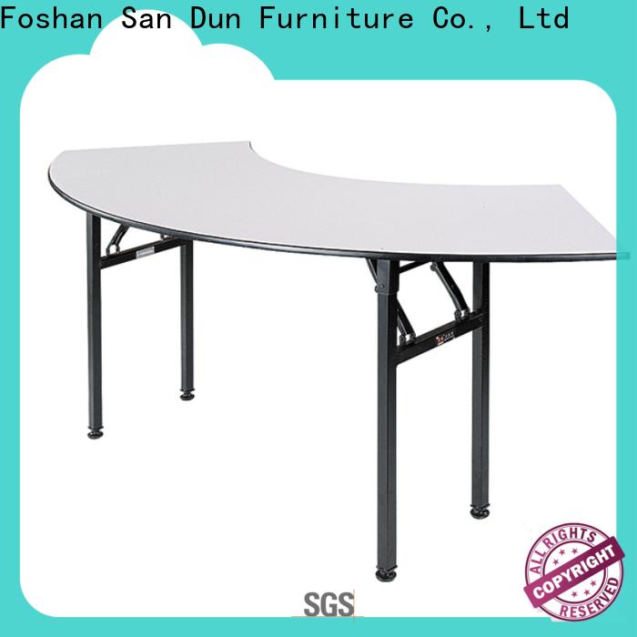 standard rectangular banquet table size