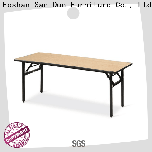 San Dun outdoor banquet table company for sale