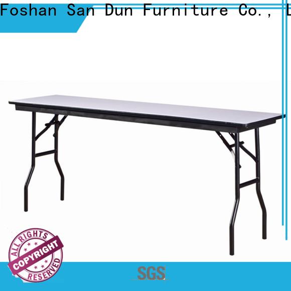 San Dun banquet table top series for club