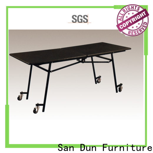 San Dun professional banquette with round table manufacturer for living room
