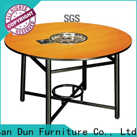 San Dun low-cost small banquet table company for sale
