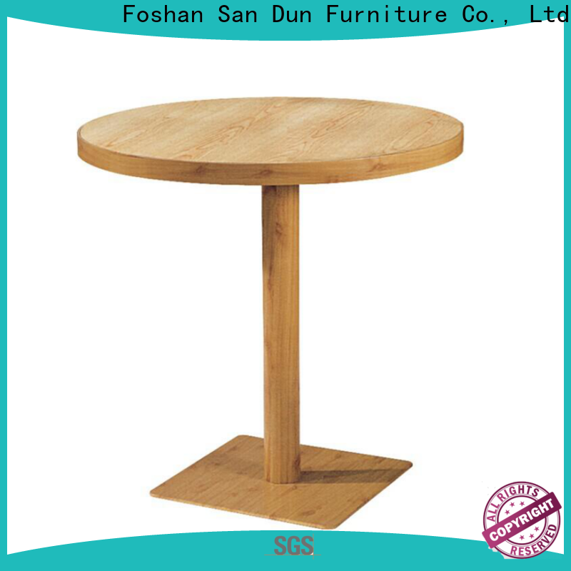 low-cost round folding banquet tables factory for shop