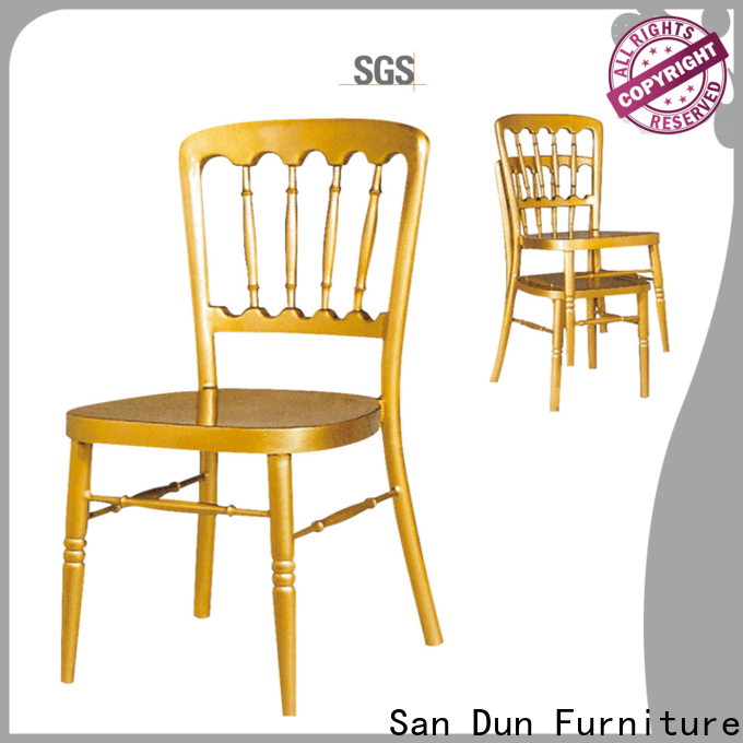 San Dun new tiffany chairs wedding series for coffee shop