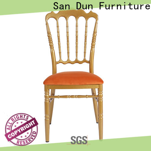 best value chiavari chairs with cushions from China for hotel
