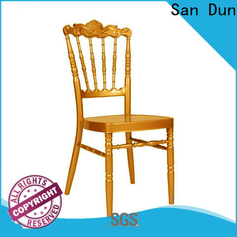 San Dun chiavari chairs wedding reception company for restaurant