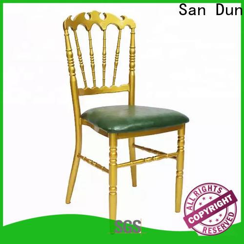 San Dun chiavari chairs wedding suppliers for promotion