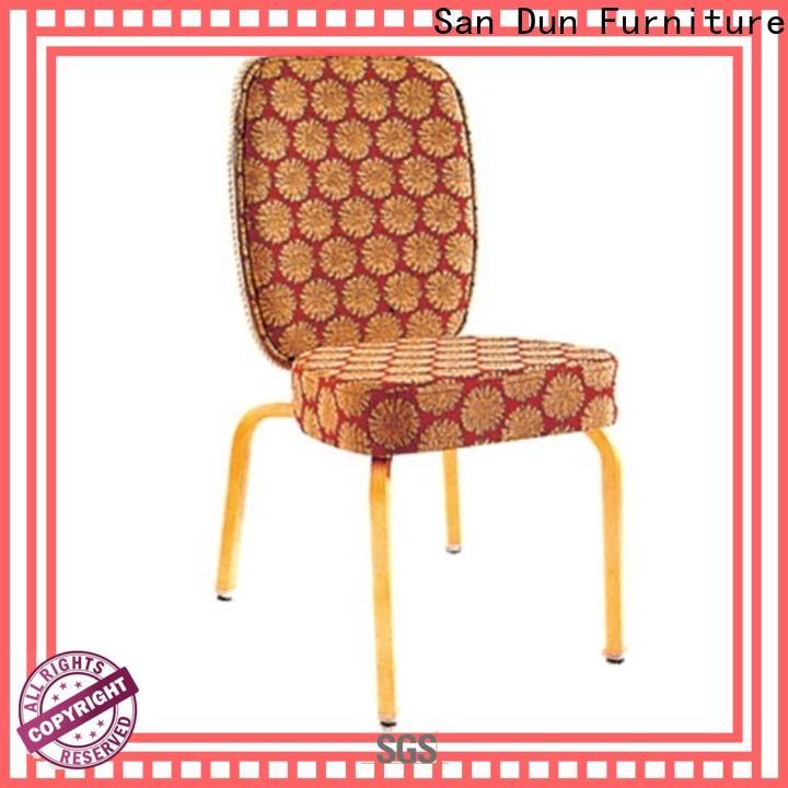 San Dun high back rocking chair supply for hotel