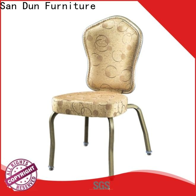 excellent stacking banquet chairs manufacturer for wedding