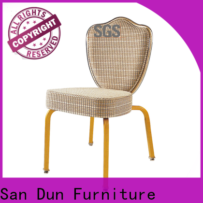 San Dun best stacking banquet chairs inquire now for promotion