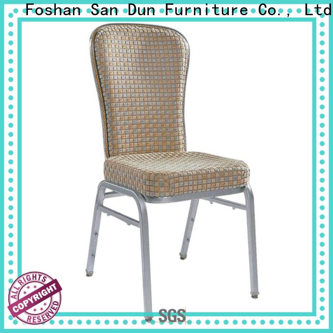 San Dun factory price sway back chairs with good price bulk buy