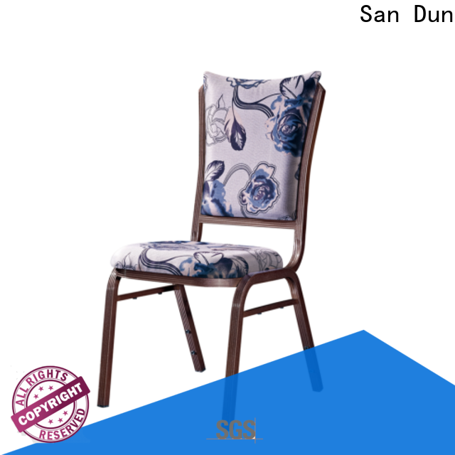 San Dun reliable stacking chairs supply for sale