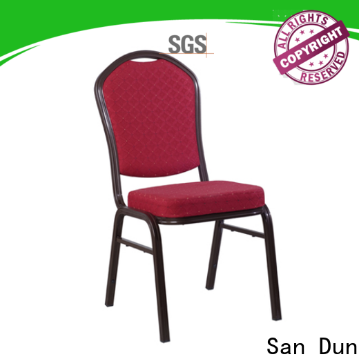 factory price aluminum restaurant chairs company for conference