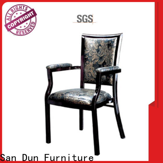 San Dun low-cost cast aluminum chairs supply for conference