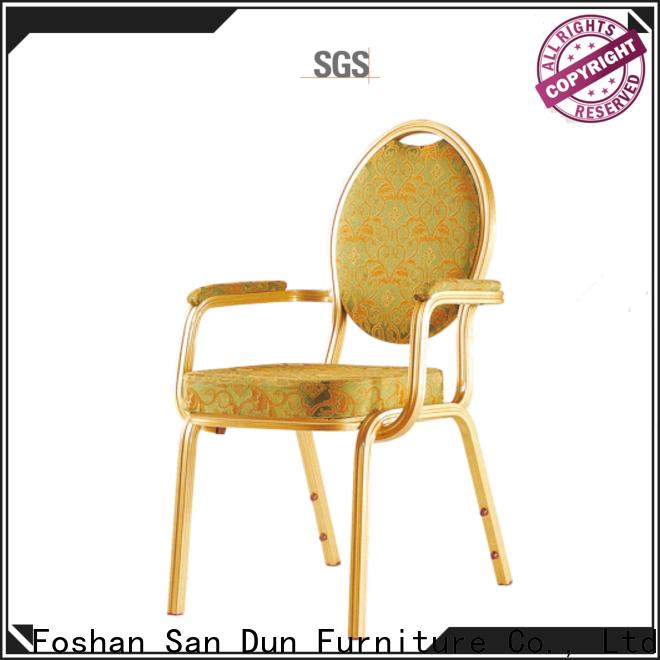 San Dun aluminium chair series for promotion